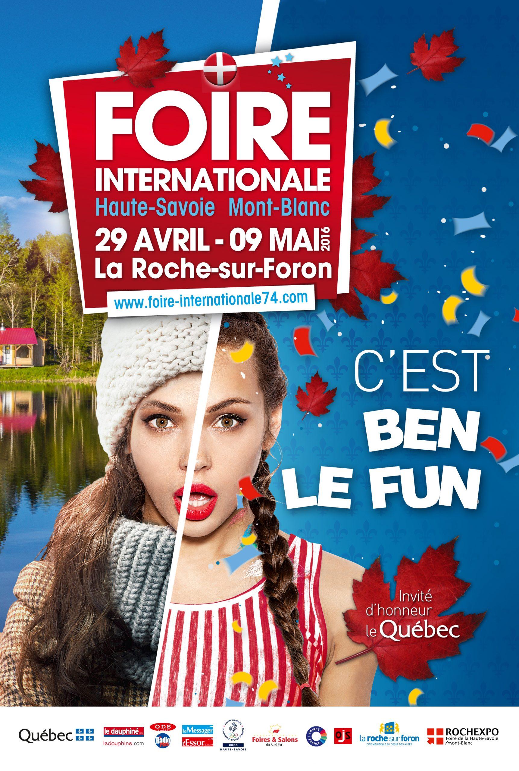 Hase présent au Salon de RochExpo La Roche sur Foron – 29 avril au 9 mai
