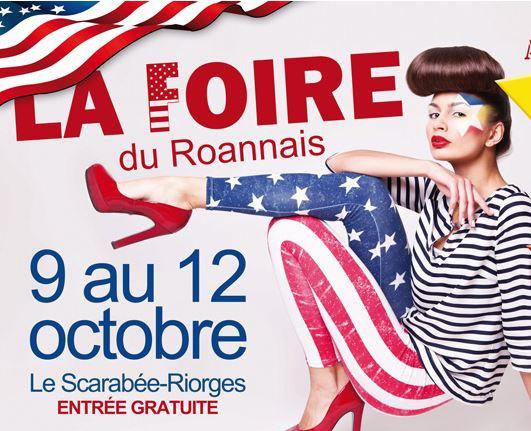 Hase présent à la Foire de Roanne – 7 au 10 octobre