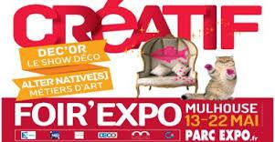 Hase présent à la Foir'Expo Mulhouse – 13 au 22 mai