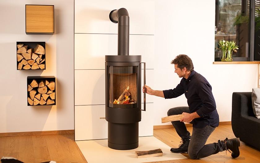 Comment allumer votre feu de bois de chauffage ?