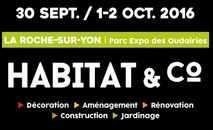 Hase présent au Salon Habitat & Co La Roche Sur Yon – 30 septembre au 2 octobre