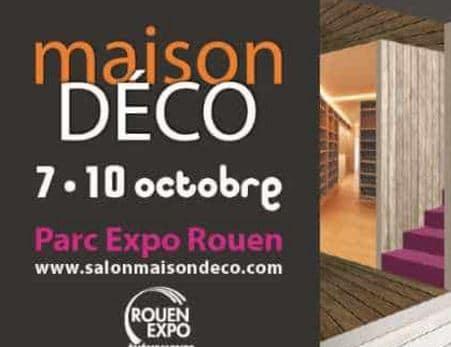 Hase présent au Salon Maison Déco de Rouen –  7 au 10 octobre
