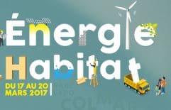 Hase présent au Salon Energie Habitat de Colmar – 17 au 20 mars 2017