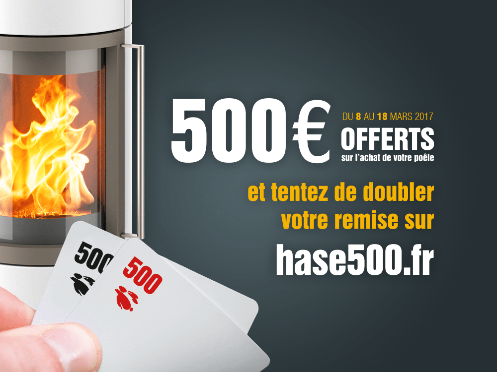 Grand jeu-concours Hase 500 !