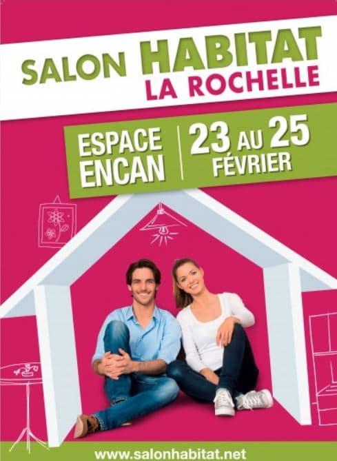 Hase présent au Salon Habitat La Rochelle (17) – du 23 au 25 février 2018
