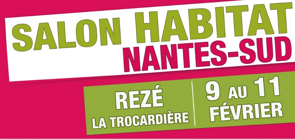 Hase présent au Salon Habitat Nantes Sud (44) – du 9 au 11 février 2018