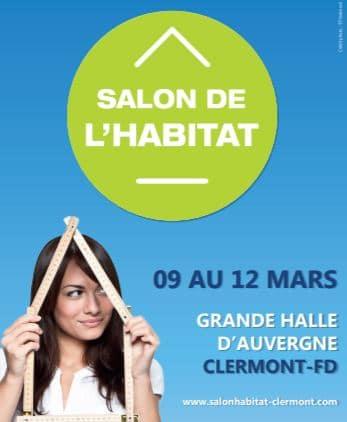 Hase présent au Salon Habitat de Clermont-Ferrand (63) – 9 au 12 Mars 2018