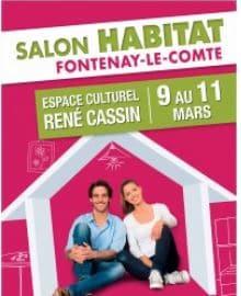 Hase présent au Salon Habitat de Fontenay le Comte (85) – 9 au 11 Mars 2018