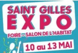 Hase présent à la Foire Exposition – Salon de l'Habitat de Saint Gilles Croix de Vie (85) – 10 au 13 mai 2018
