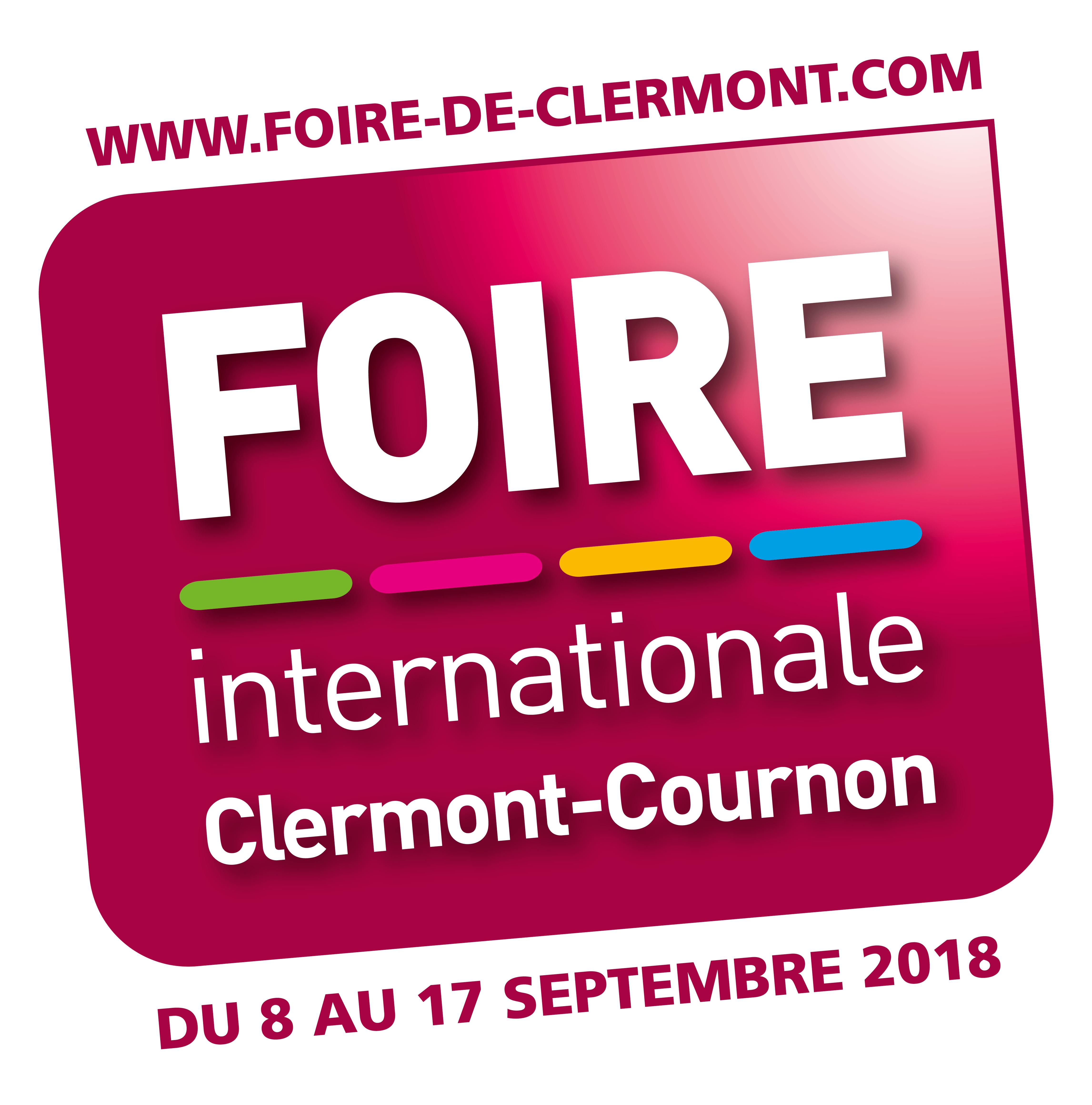 Hase présent à la Foire de Clermont -Ferrand (63) – 8 au 17 septembre 2018