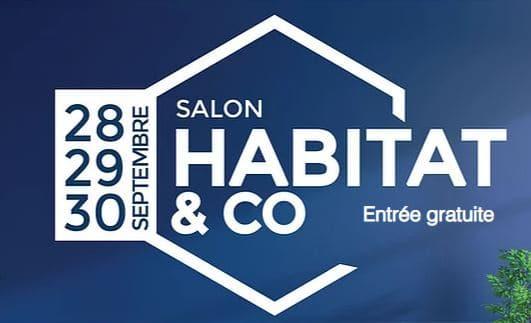 Hase présent au Salon Habitat&Co de La Roche Sur Yon (85) – 28 au 30 septembre 2018