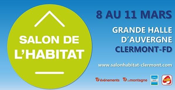 Hase présent au Salon de l'habitat de Clermont Ferrand du 8 au 11 mars 2019