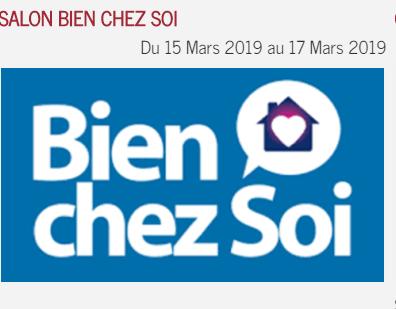 Hase présent au Salon de l'Habitat de Saint Paulien (43) du 15 au 17 mars 2019