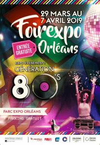 Hase présent à la Foirexpo d'Orléans (45) du 29 mars au 7 avril 2019