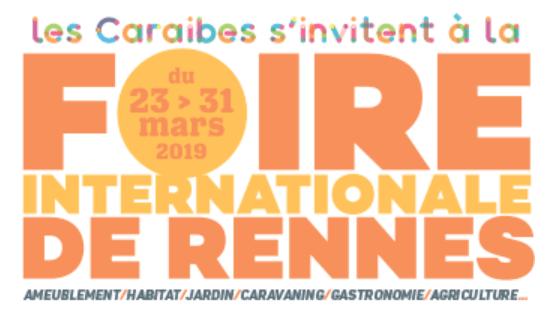 Hase présent à La Foire de Rennes (35) du 23 au 31 mars