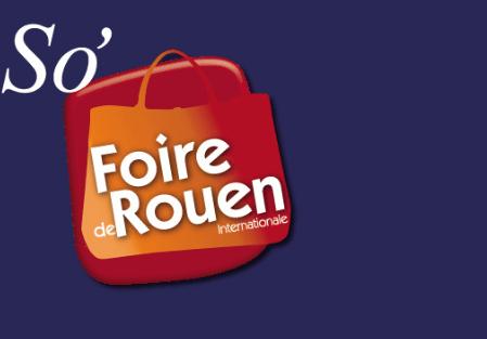 Hase présent à la Foire de Rouen (76) du 22 au 31 mars 2019