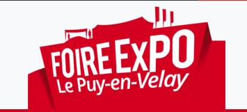 Hase présent à la Foire du puy en velay (43) – du 29 mai au 3 juin 2019