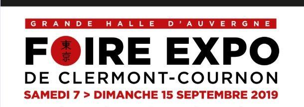 HASE présent à la Foire de Clermont (63) – du 7 au 15 septembre 2019
