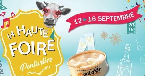 HASE présent à la Haute Foire de Pontarlier (25) – du 12 au 16 septembre 2019
