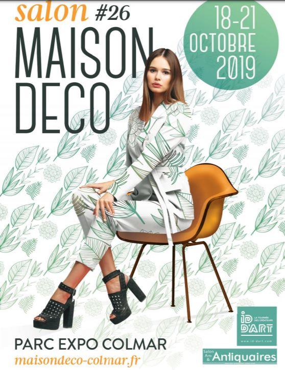 HASE présent au Salon Maison Déco de Colmar (68) – du 18 au 21 octobre 2019