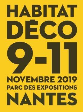 HASE présent au Salon Habitat Déco de Nantes ( 44) – du 9 au 11 novembre 2019