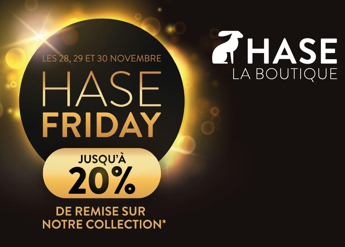 HASE Friday chez Hase La Boutique Juvisy