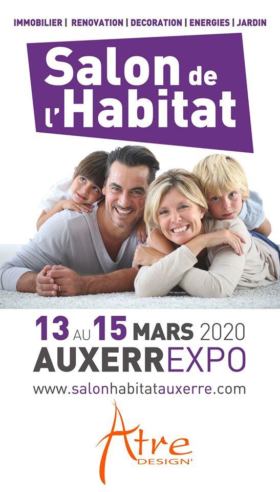 Reporté : Salon de l'Habitat Auxerre ( 89)