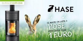 Ce matin un lapin vous pose votre poêle pour 1 Euro
