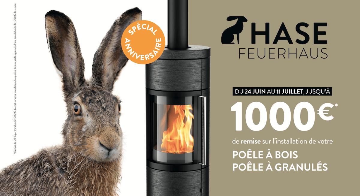 Bénéficiez de notre offre Anniversaire du 24 juin au 11 juillet, jusqu'à 1000€ de remise !
