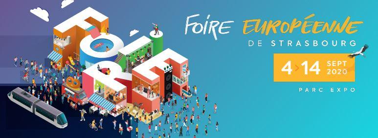 Foire Européenne de Strasbourg 2020 avec HASE