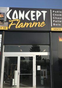CONCEPT FLAMME